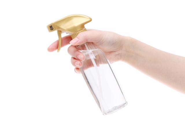 ハーブ水で虫除け